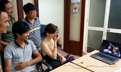 Học nhiếp ảnh cùng Á khôi người Việt ở Ba Lan - ảnh 8
