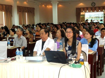 Hơn 300 người tiêu dùng tại Kiên Giang đã đến tham dự Hội thảo