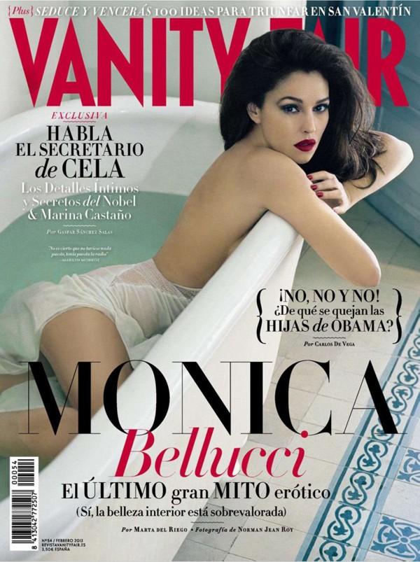 Monica Bellucci vẻ đẹp vượt thời gian - ảnh 1