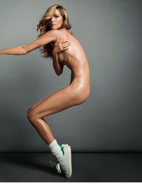 Siêu mẫu giàu nhất thế giới khoe cơ thể tuyệt mỹ - ảnh 5