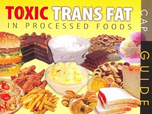 """Nhiều nhãn thực phẩm dùng dầu thực vật ghi hẳn dòng chữ """"zero trans fat"""" hoặc """"no trans fat"""" (không có chất béo chuyển hóa)"""