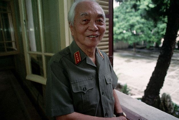 10 bức ảnh đẹp ấn tượng của Đại tướng Võ Nguyên Giáp - ảnh 7
