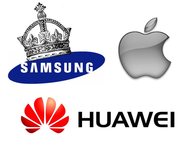 Samsung bỏ xa Apple trong thị trường smartphone - ảnh 1
