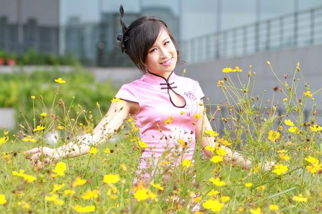 Nữ sinh xứ Lạng rạng rỡ trong nắng thu - ảnh 8