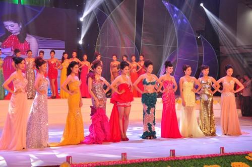 Hình ảnh đêm chung kết 'Người đẹp xứ Trà' 2013 - ảnh 24