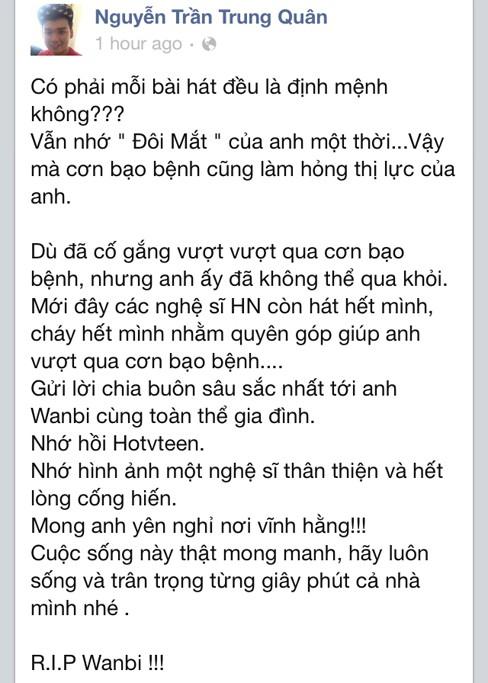 Sao Mai Nguyễn Trần Trung Quân