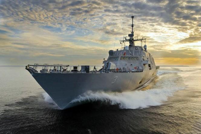 Tàu tác chiến ven bờ LSC-3 Fort Worth là chiếc thứ 2 thuộc lớp Fredom