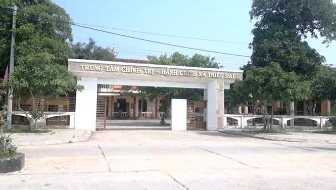 Quan hệ không trong sáng, 2 cán bộ thanh tra tỉnh Quảng Trị bị kỷ luật - ảnh 1