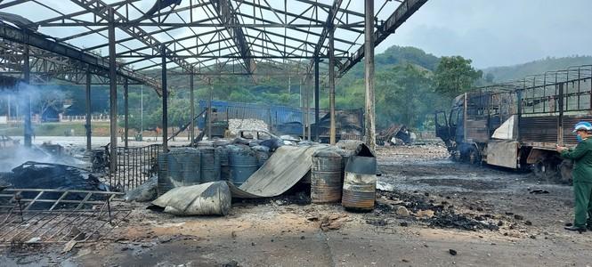 Một người Việt tử vong trong vụ cháy nổ kinh hoàng ở Lào - ảnh 5