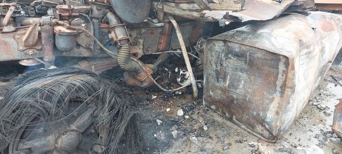 Một người Việt tử vong trong vụ cháy nổ kinh hoàng ở Lào - ảnh 6