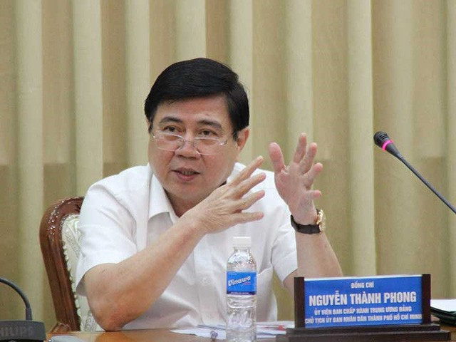 Thành ủy, UBND TPHCM bị Tổng cục Quản lý thị trường 'qua mặt' - ảnh 1