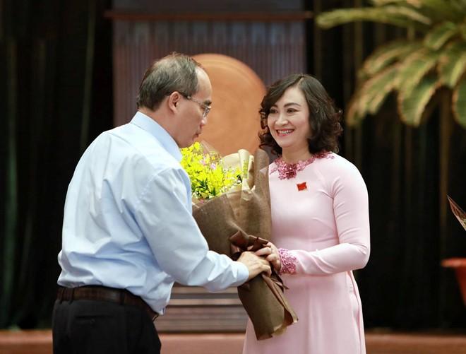 Bà Phan Thị Thắng được phê chuẩn làm Phó chủ tịch HĐND TPHCM - ảnh 1