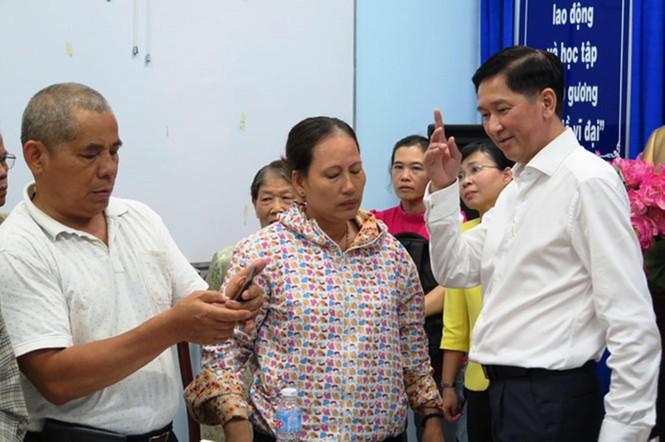 Khu công nghệ cao (TPHCM): Buộc dân trả nhà tạm cư, chủ tịch quận 9 nói gì?  - ảnh 5