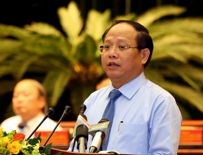 Cử tri đề nghị cho ông Tất Thành Cang thôi nhiệm vụ đại biểu HĐND TPHCM - ảnh 3