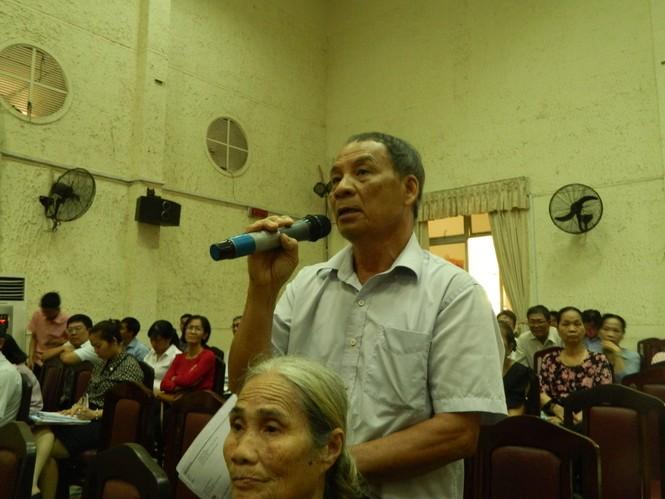 Cử tri đề nghị cho ông Tất Thành Cang thôi nhiệm vụ đại biểu HĐND TPHCM - ảnh 2