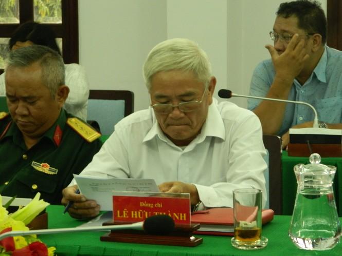 Phó Chủ tịch thường trực HĐND quận Thủ Đức Lê Hữu Thành xin thôi chức  - ảnh 1
