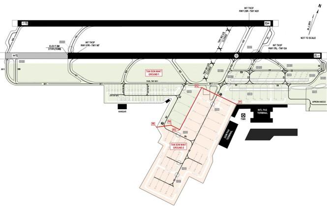 Từ sáng nay (7/11): Sân bay Tân Sơn Nhất có 2 phân khu điều hành bay riêng - ảnh 2