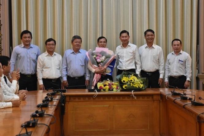 TPHCM điều động, bổ nhiệm nhiều lãnh đạo chủ chốt - ảnh 3