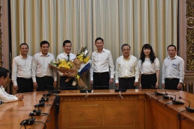 TPHCM điều động, bổ nhiệm nhiều lãnh đạo chủ chốt - ảnh 2