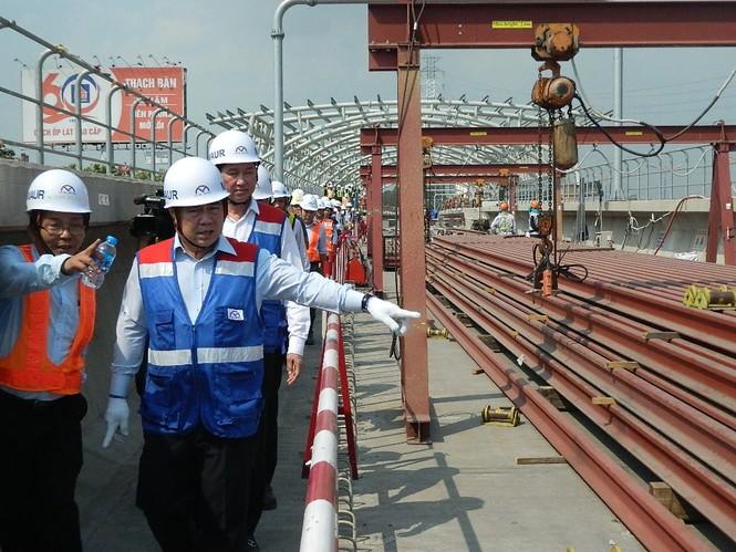 TPHCM tiết kiệm 3.400 tỷ đồng khi làm tuyến metro Bến Thành - Suối Tiên - ảnh 2