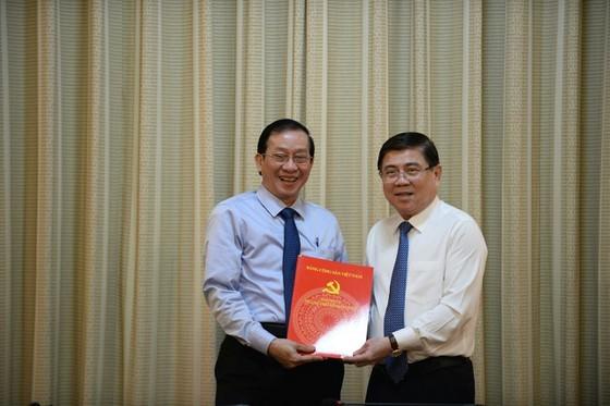TPHCM bổ nhiệm nhân sự thay các ông Lê Tấn Hùng, Tề Trí Dũng…  - ảnh 3