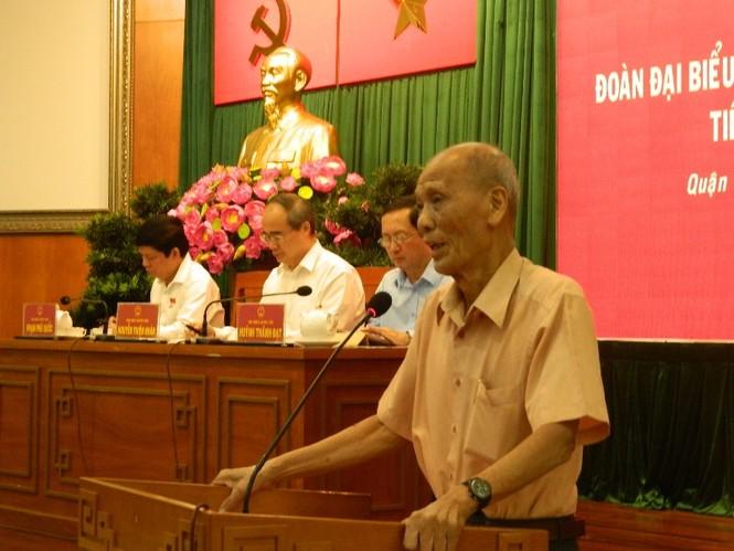 Ông Nguyễn Thiện Nhân: Không có 'kim bài miễn tử' cho tội tham nhũng - ảnh 1