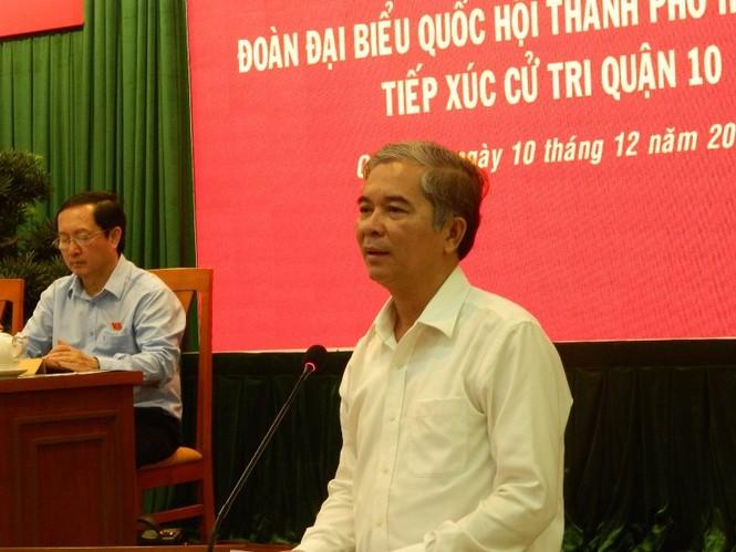 Ông Nguyễn Thiện Nhân: Không có 'kim bài miễn tử' cho tội tham nhũng - ảnh 3