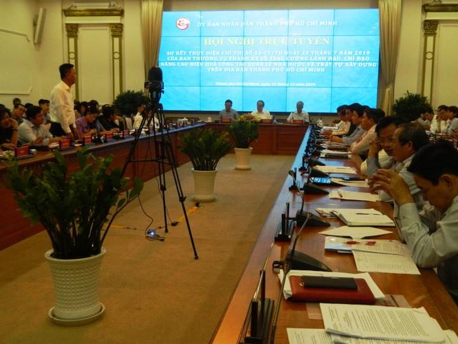 Chủ tịch UBND quận Tân Bình nói về ngăn tái chiếm vườn rau Lộc Hưng - ảnh 1