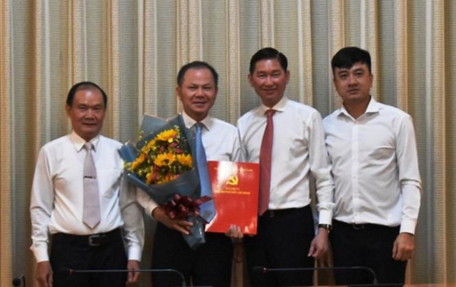 Cục trưởng Đinh Ngọc Thắng làm Bí thư Đảng ủy Cục Hải quan TPHCM - ảnh 1