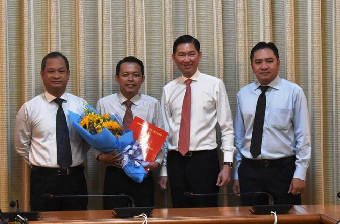 Cục trưởng Đinh Ngọc Thắng làm Bí thư Đảng ủy Cục Hải quan TPHCM - ảnh 2