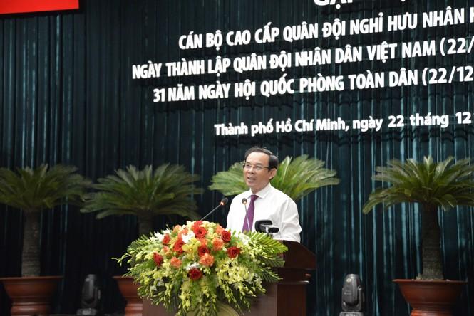 Bí thư TPHCM Nguyễn Văn Nên: 'Vụ Thủ Thiêm còn 3 vấn đề lớn cần giải quyết… - ảnh 1