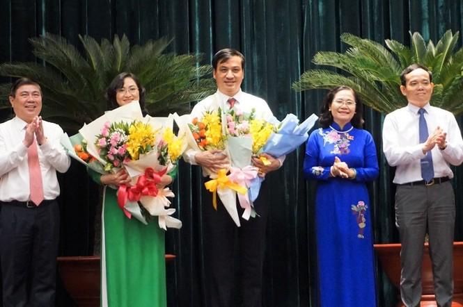 Chủ tịch Nguyễn Thành Phong 'nắm' an ninh, nội chính, trực tiếp chỉ đạo Công an TPHCM - ảnh 2