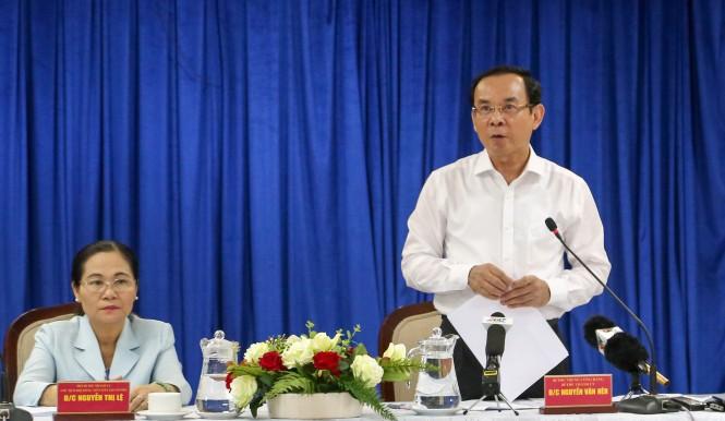 TPHCM chi thêm 7.500 tỷ đồng giải quyết vụ Thủ Thiêm - ảnh 1