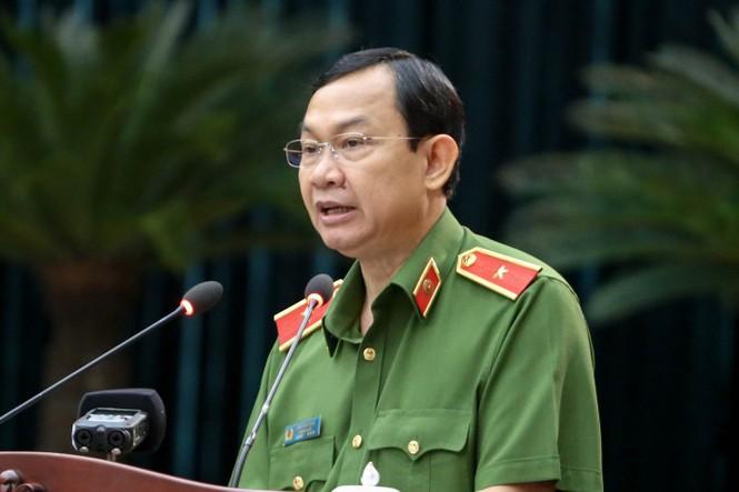 Bí thư TPHCM Nguyễn Văn Nên: 'Đừng để người dân bắt tội phạm một mình… - ảnh 3