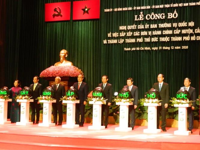 TP Thủ Đức, Diệu Nhi–Trúc Nhi,…vào 10 sự kiện nổi bật của TPHCM năm 2020 - ảnh 5