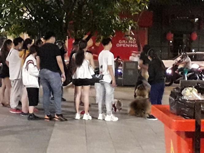 Phố đi bộ Nguyễn Huệ thành… phố hàng rong, nơi dắt cún cưng đi dạo  - ảnh 5