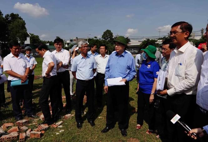 Ông Trần Lưu Quang: 'Kiểm tra giám sát, kỷ luật Đảng phải ngay ngắn, mẫu mực…' - ảnh 2