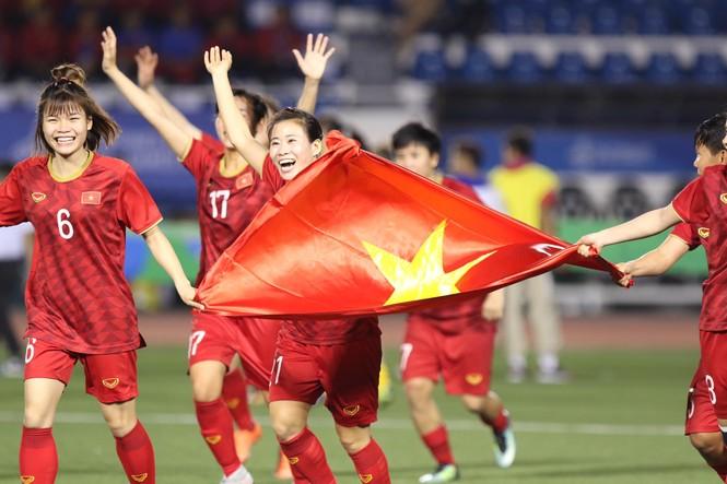 đội tuyển nữ, SEA Games 30, vô địch, Quỹ hỗ trợ tài năng trẻ - ảnh 2