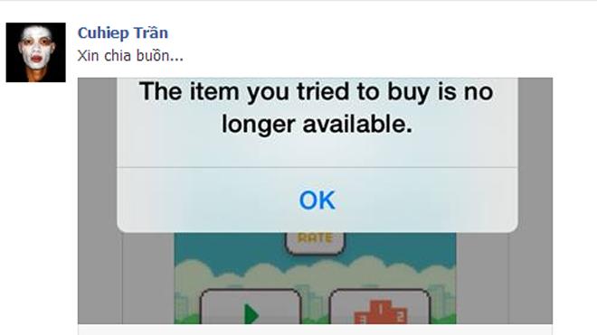 Cộng đồng mạng 'tưởng nhớ' Flappy Bird như thế nào? - ảnh 1