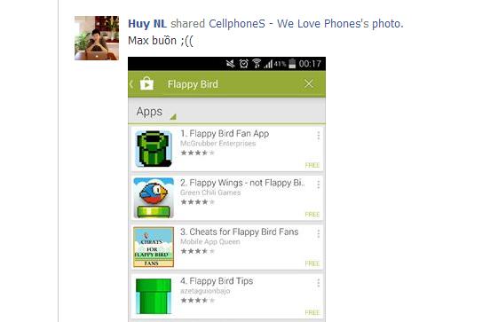 Cộng đồng mạng 'tưởng nhớ' Flappy Bird như thế nào? - ảnh 2