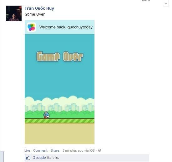 Cộng đồng mạng 'tưởng nhớ' Flappy Bird như thế nào? - ảnh 3