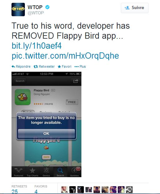 Cộng đồng mạng 'tưởng nhớ' Flappy Bird như thế nào? - ảnh 4