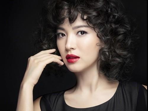Vẻ đẹp 'không dao kéo' của Song Hye Kyo - ảnh 5