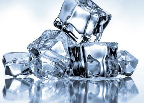 Kỳ lạ xu hướng ăn đá lạnh giảm cân - ảnh 3