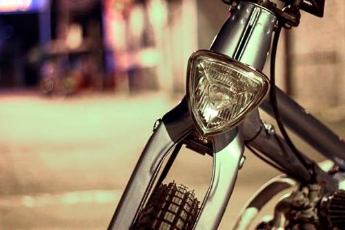 Honda Cub bobber độc đáo của sinh viên Việt - ảnh 7