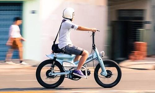 Honda Cub bobber độc đáo của sinh viên Việt - ảnh 8