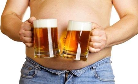Tăng ham muốn 'yêu' nhờ bia - ảnh 1