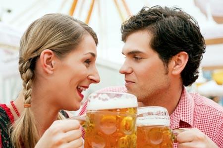 Tăng ham muốn 'yêu' nhờ bia - ảnh 2