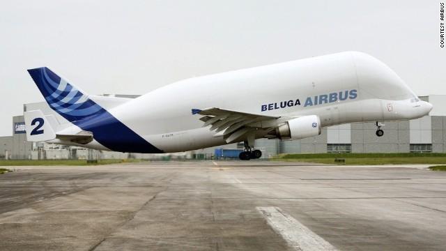 Bên trong siêu máy bay vận tải Airbus cực khủng - ảnh 1