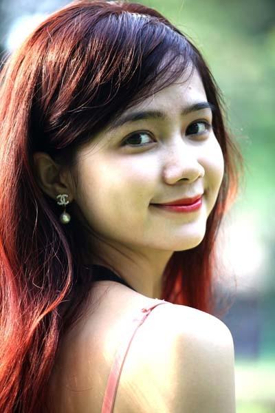 Diễm My dự thi Hoa hậu Việt Nam - ảnh 1